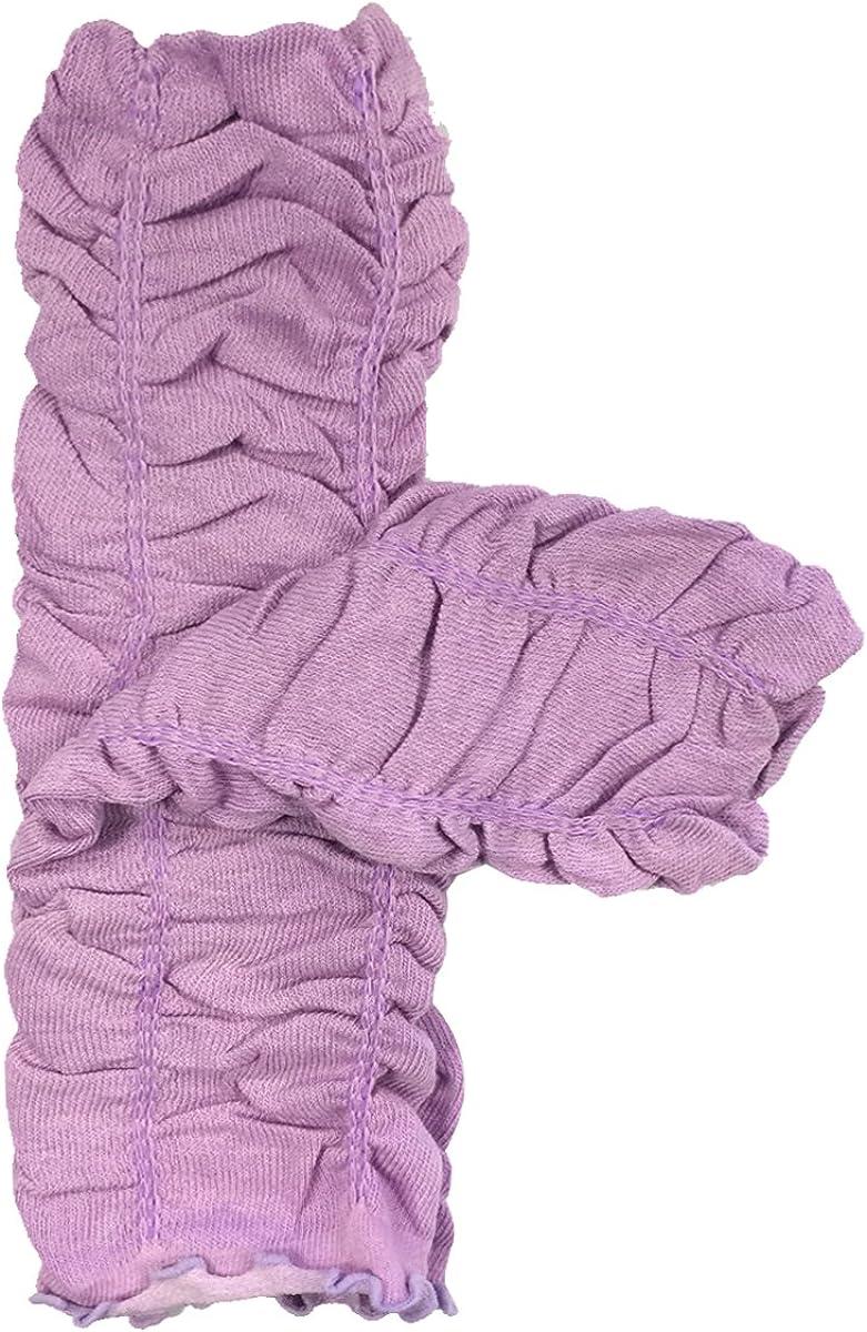 Bowbear Baby 5 Pair Half Ruffle Leg Warmers