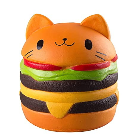 Squishy Hamburger - The Squishy Databases