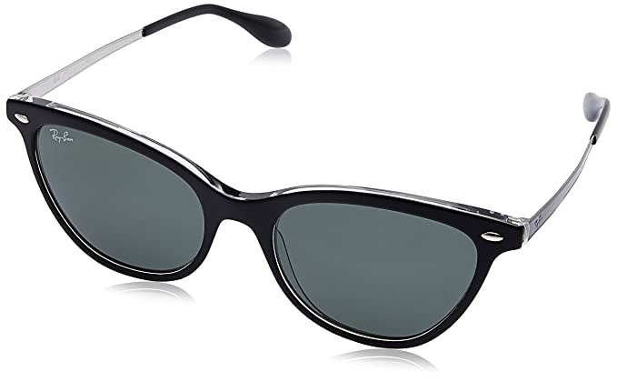 b431b71a95 Ray-Ban UV Protected Cat Eye Women s Sunglasses - (0RB4360919 7154 ...