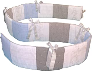 product image for Glenna Jean Starlight Bumper, Blue/White/Grey/Silver Metallic