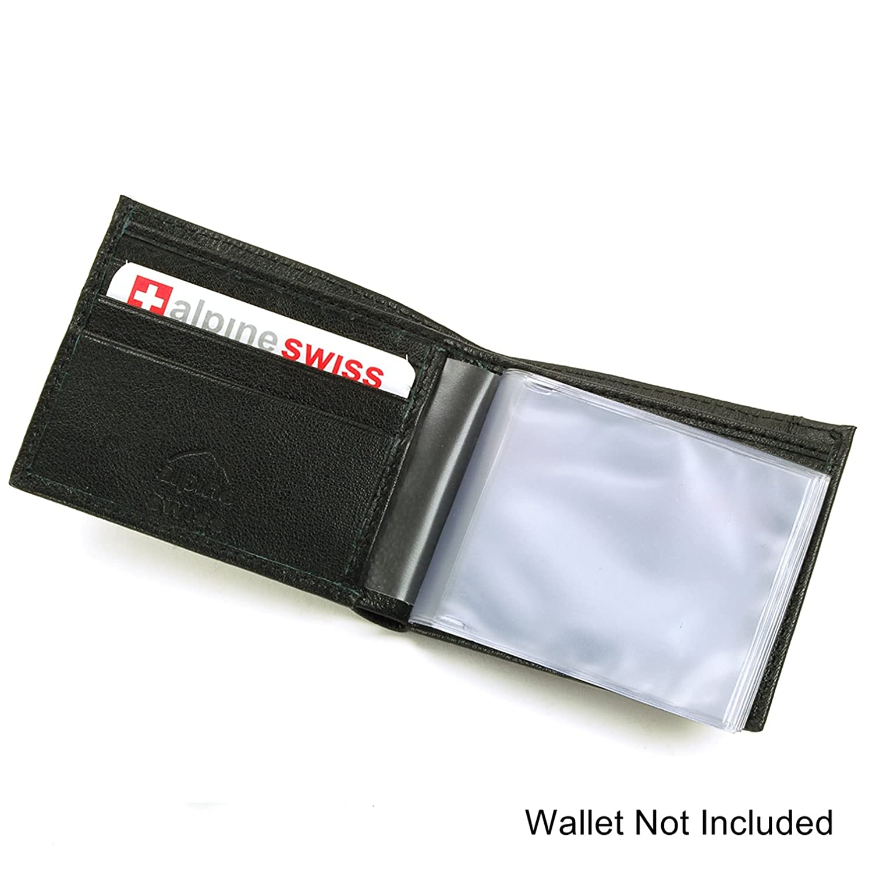 Amazon.com: Juego de 2 portafolios inserciones de reemplazo ...