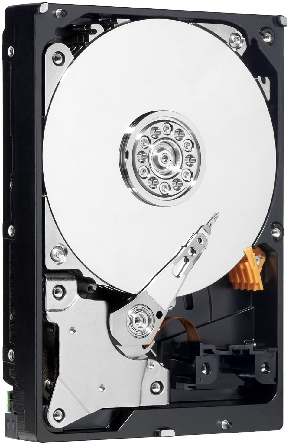 Western Digital 1.5 TB Caviar Green SATA Intellipower 64 MB Cache Bulk//OEM Desktop Hard Drive WD15EARS