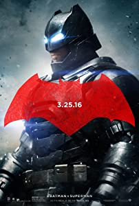 BATMAN VS SUPERMAN DAWN OF JUSTICE MOVIE POSTER 2 Sided ORIGINAL BATMAN Ver B 27x40