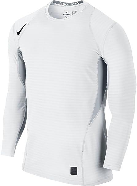 97145ee0bb9e3 Nike Pro Warm - Camiseta de Manga Larga para Hombre - 00 NGSEVVNF 02 ...