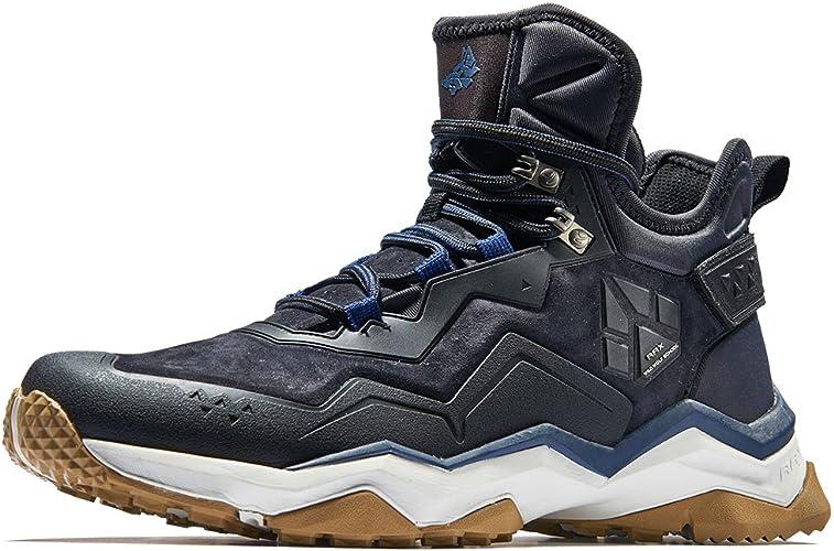 RAX Mens Lightweight Backpacking Hiking Boots