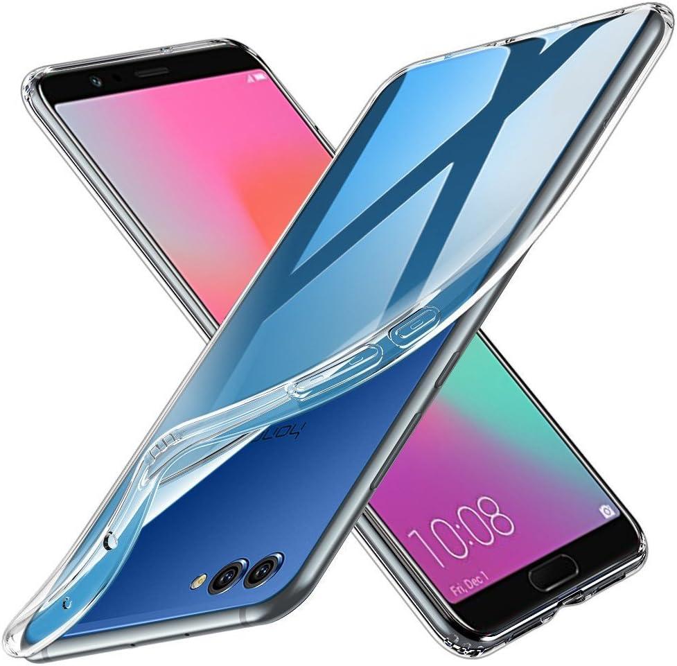 Funda Huawei Honor View 10 TopACE Funda Honor V10 Transparente ...