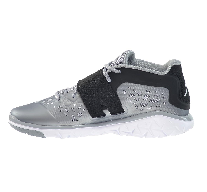 reputable site 42e09 1dc46 Amazon.com   Jordan Flight Flex Trainer 2 Men s Shoes Wolf Grey White-Black  768911-003   Athletic
