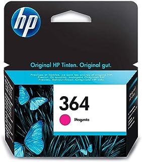 HP Cartucho de Tinta Amarilla HP 364 364 Ink Cartridges, de 5 a 80% RH, -40 a 70º C, De 5 a 50 ºC, de 5 a 80% RH, 107 x 24 x 115 mm, 0.04 kg (0.0882 Libras): HP: Amazon.es: Oficina y papelería