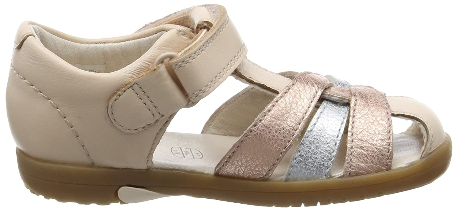 45ef3044044 Clarks Unisex Babies  Softly Mae FST First Shoes - Sneakers  Amazon.co.uk   Shoes   Bags