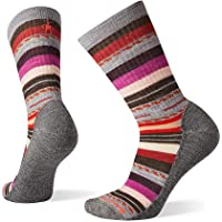 Smartwool Hiking Crew Socks - Women's Margarita, Lightly Cushioned Wool Performance Sock