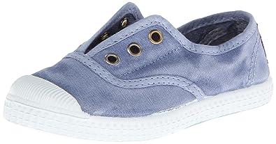 bd7933efb0 Cienta Kids Canvas Slip On Sneakers For Girls and Boys - Denim