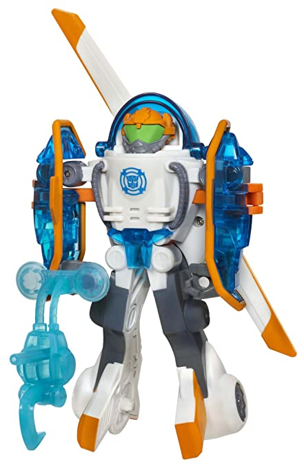 Transformers Playskool Heroes Rescue Bots Blades The Copter Bot Figure