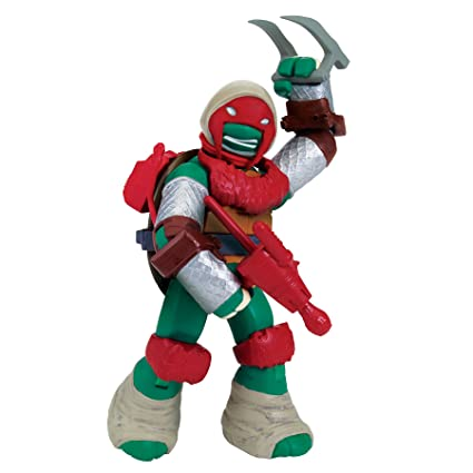 Teenage Mutant Ninja Turtles Vision Quest Raphael Figure ...