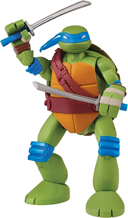 Amazon Com Teenage Mutant Ninja Turtles Mutations Pet To Ninja