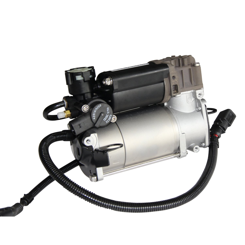 Docas Air Suspension Compressor Air Pump for 2001 2002 2003 2004 2005 Audi A6 / Allroad 4Z7616007A 4154031060