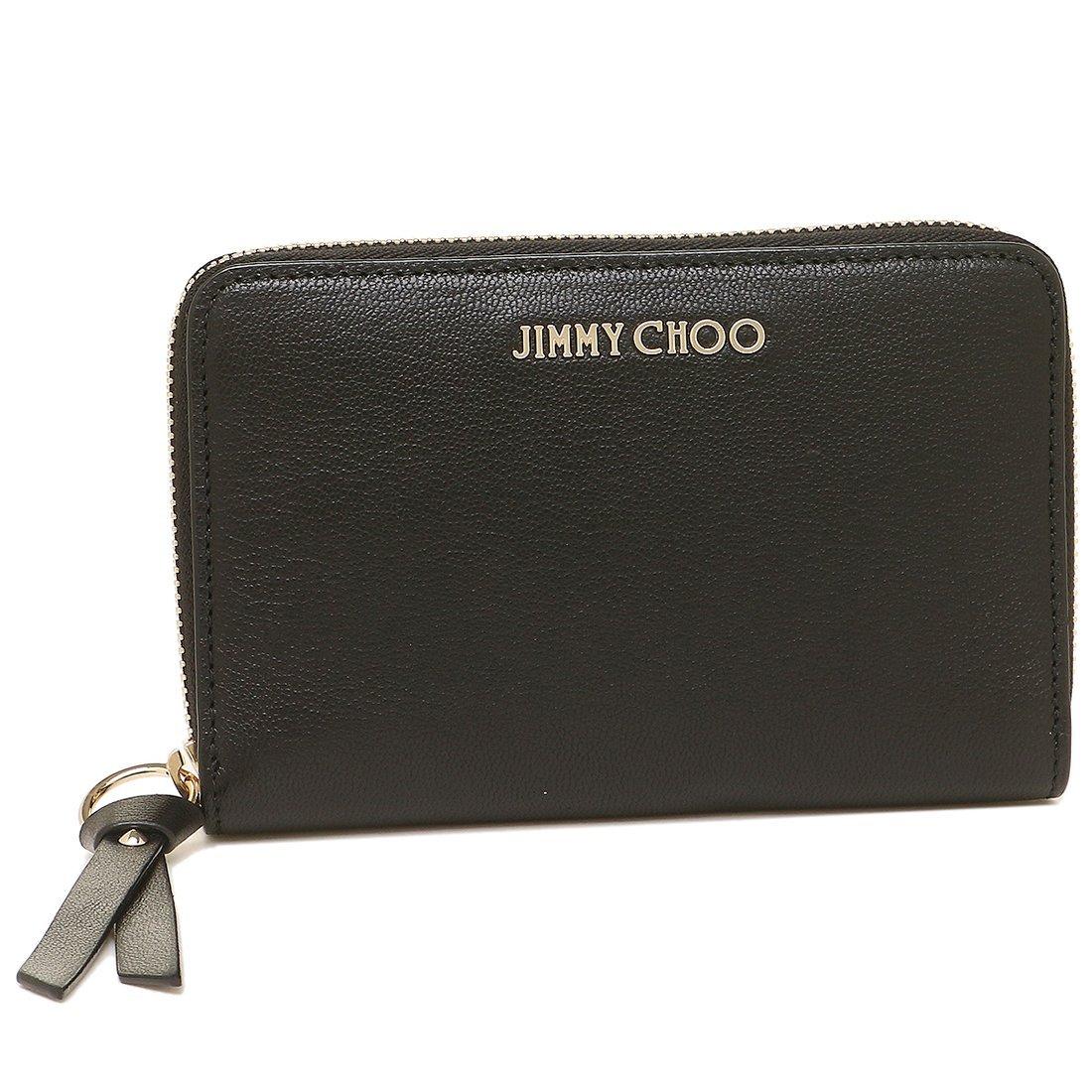 [ジミーチュウ]コインケース レディース JIMMY CHOO ブラック [並行輸入品]   B07G244K7M