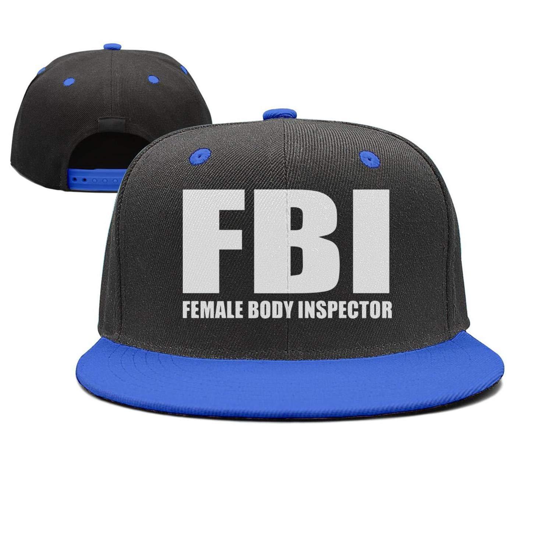 Amazon.com  ASWEQ FBI Female Body Inspector Bucket Hat Baseball Team Cap   Clothing 02719a20012