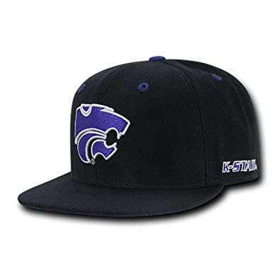 newest 6d4ba 7769f ... snapback hat 90b8c 52edf  where can i buy university of kansas state k state  wildcats ncaa retro flat bill officially