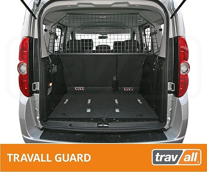 Travall Guard Hundegitter Tdg1255 Maßgeschneidertes Trenngitter In Original Qualität Auto