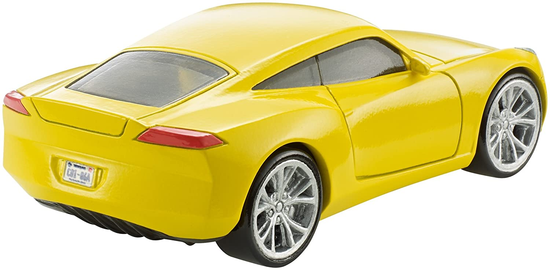 DXV33 Mattel Cars Disney 3-Vehicule Cruz Ramirez