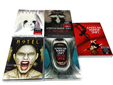 amazon american horror story complete collection dvd series