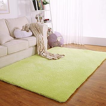 Schlafzimmer Apfelgrün | Amazon De Flyrcx Modernes Bett Teppiche Schlafzimmer Wohnzimmer
