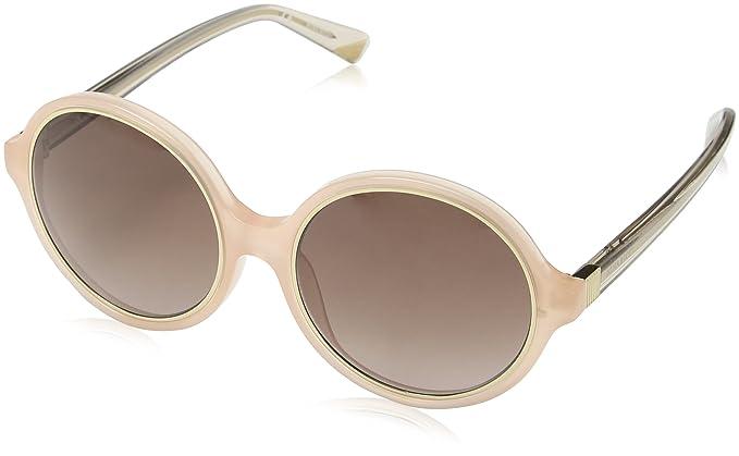 Nina Ricci Damen Sonnenbrille Snr011, Braun (Shiny Opaline Pale Pink), Einheitsgröße