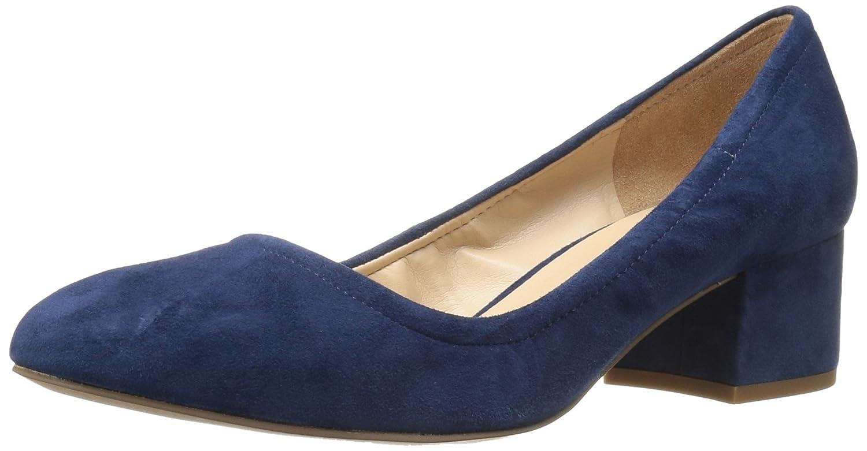 Franco Sarto Women's Fausta Pump B01MT933RP 9.5 B(M) US|Blue