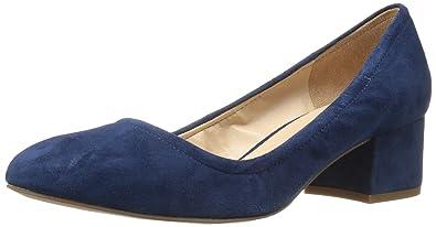 Franco Sarto Women's Fausta Dress Pump, Blue, ...