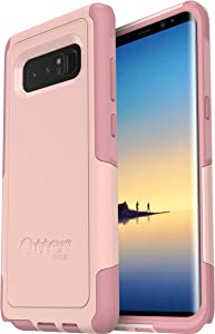 OtterBox Commuter Series Case for Samsung Galaxy NOTE 8 - Non-Retail Packaging -Pink Salt/Blush