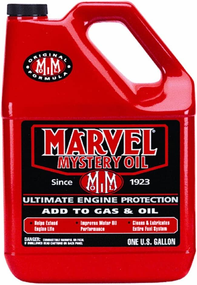 Turtle Wax Inc. MM14R Marvel Mystery Oil (R) Fuel Additive Chemical