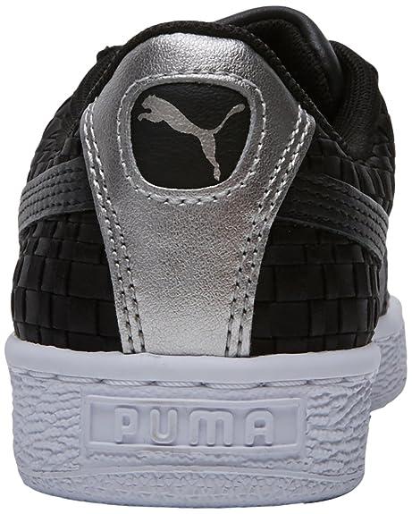 Ziemlich Puma Schuhe Damen, Puma Basket Satin EP Rock Ridge
