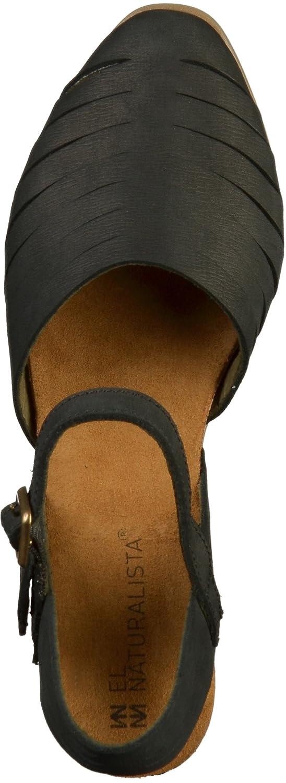 El Naturalista 5201 Damen Sandalen schwarz schwarz Sandalen 990f85