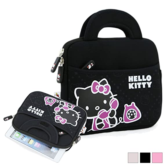 27f2a690f0da Phenix-Color Hello Kitty Little Bear Bag Sleeve Case for Ipad 2 3 4   iPad  Air   iPad Air2 Google Nexus Hp Touchpad Motorola Xoom