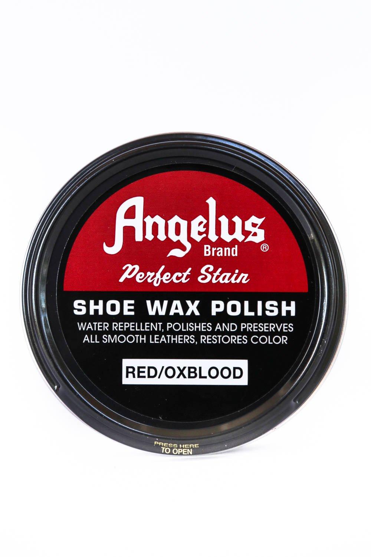Angelus Shoe Wax Polish (Oxford)