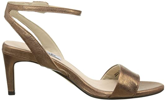 Clarks Women's Amali Jewel Heels Sandals Bronze