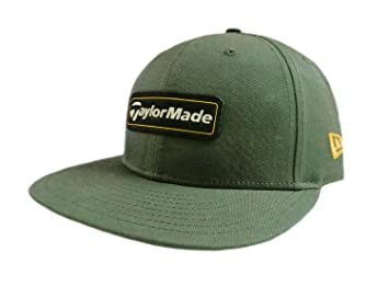 9198829bb78ba ... best price taylormade mens lifestyle new era 9fifty cap olive orange  a4306 54318