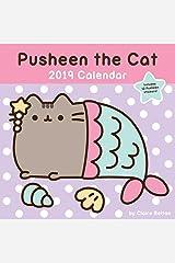 Pusheen the Cat 2019 Wall Calendar Calendar