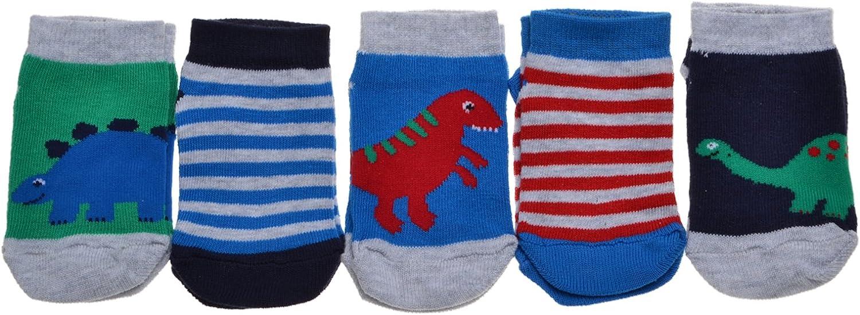 Babies Trainer socks - Dinosaurs