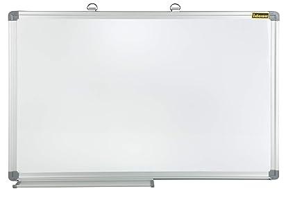 Idena AWB4060 - Pizarra (40 x 60 cm), color blanco