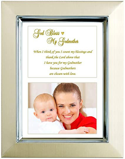 Amazon Poetry Gifts Godmother Gift