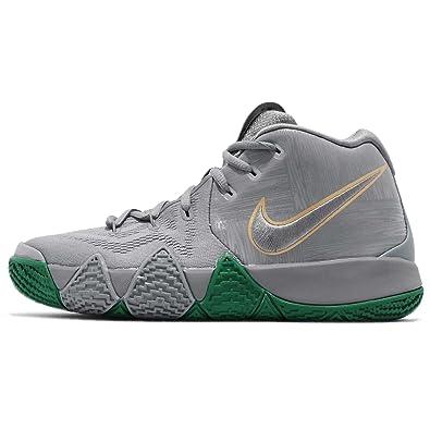 3e374ea35198a4 Nike Kids  GS Kyrie 4 Basketball Shoe Grey Size  6  Amazon.co.uk ...