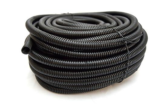 Amazon.com: Wire Loom Black 100\' Feet 3/8\