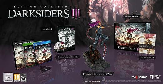 Darksiders III - Collectors Edition: Amazon.es: Videojuegos