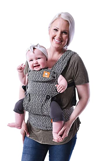 Baby Tula Explore Baby Carrier 7 – 45 lb, Adjustable Newborn to Toddler  Carrier, Multiple Ergonomic