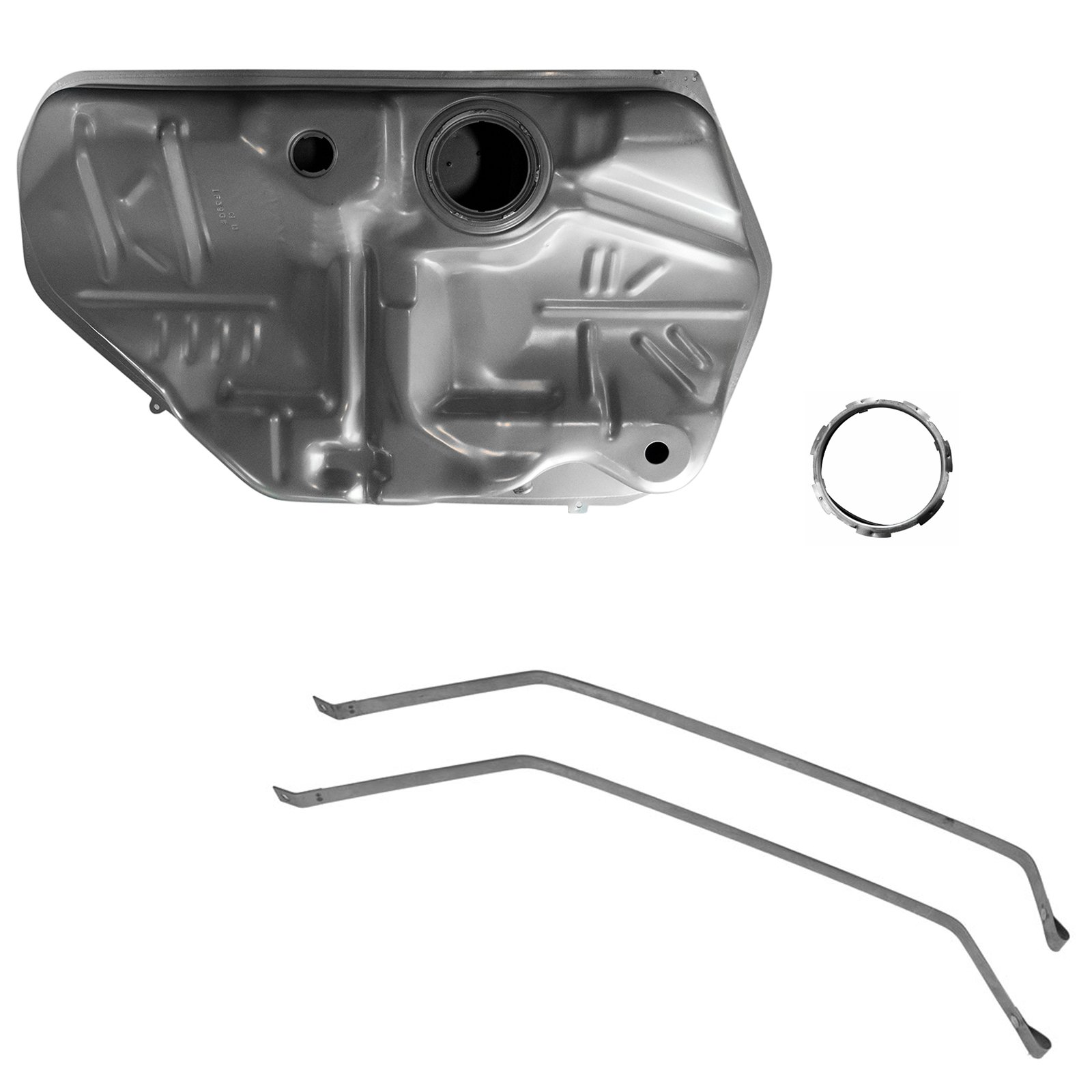 18 Gallon Fuel Gas Tank and Strap Kit Set for Ford Mercury Taurus Sable