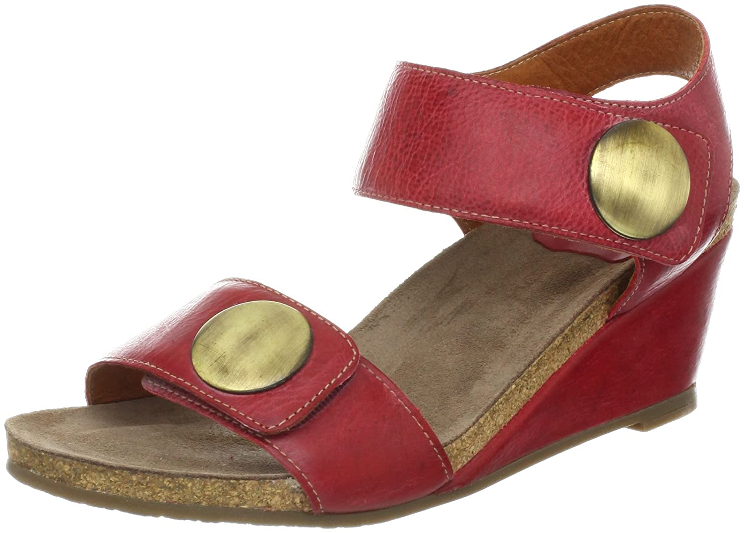 0393c7bf26f8 Amazon.com  Taos Women s Carousel Wedge Sandal  Shoes