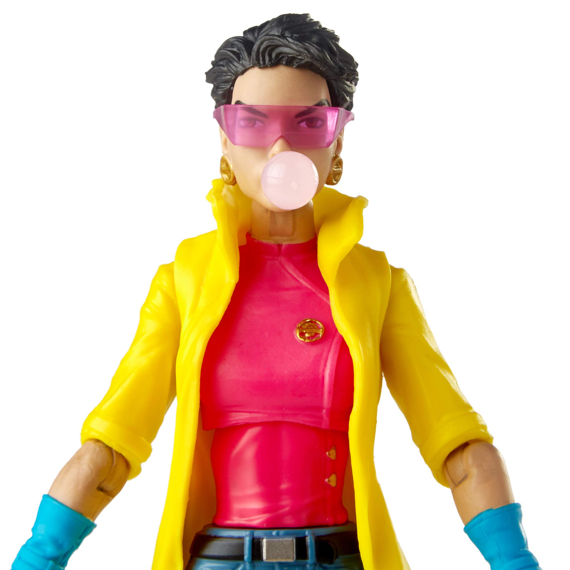 Marvel Hasbro Legends Series 6-inch Collectible Action Figure Jubilee Toy (X-Men Collection) Caliban Build-a-Figure Part by Marvel (Image #5)