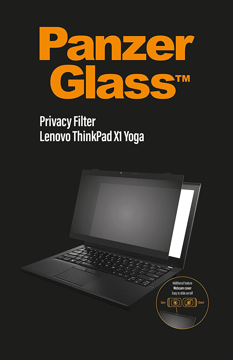 Panzerglass Pc Sichtschutz Filter Fur Lenovo Thinkpad X1 Yoga