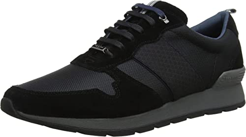 Ted Baker Men's Hebey Trainers, Black